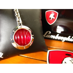 LAMBORGHINI LUCE  COLLECTION KEY RING