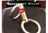 LAMBORGHINI CORSA COLLECTION KEY RING